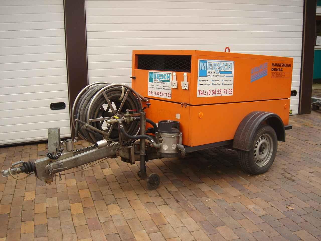 Baukompressor Diesel