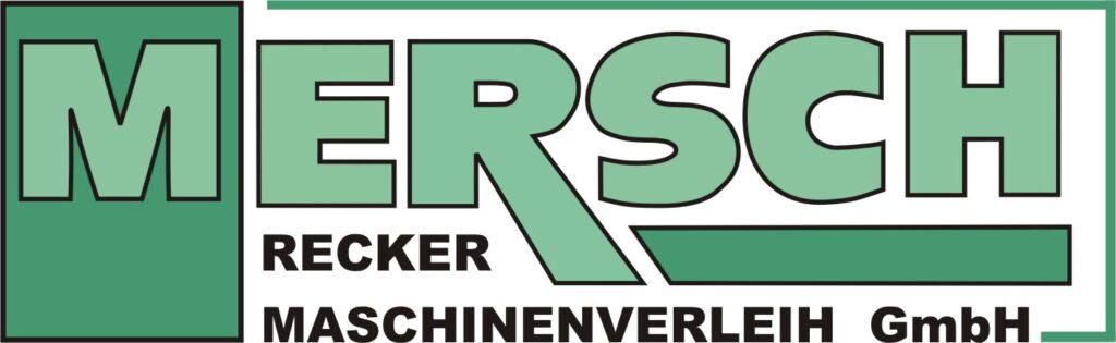 Mersch - Recker Maschinenverleih Logo